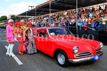 Prográmese para el desfile de autos antiguos hoy, conozca el recorrido