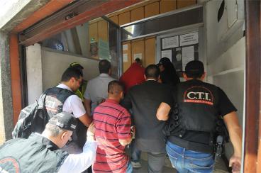 Legalizan captura de presuntos implicados en 'carrusel' de armas en la Tercera Brigada