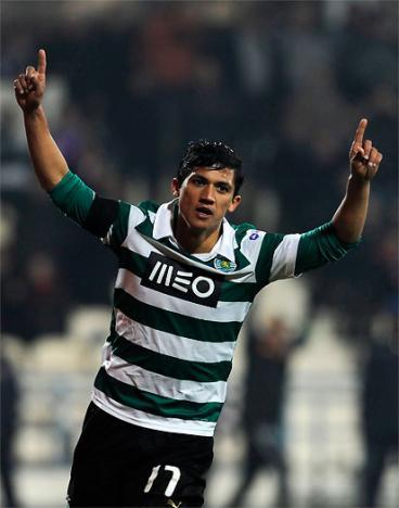 Fredy Montero, blindado por 60 millones de euros