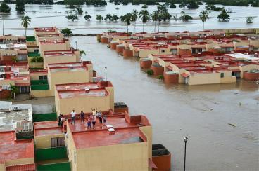 'Ingrid' y 'Manuel', las tormentas que golpearon a México