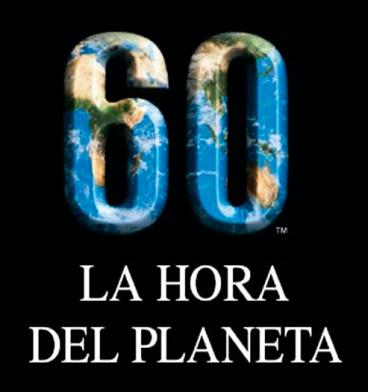 Este sábado, a apagar luces en la Hora del Planeta