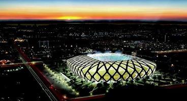 Brasil inaugura el estadio de Manaos