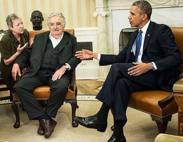 """""""Gobierno de Obama está maduro para mejorar relaciones con Cuba"""": José Mujica"""