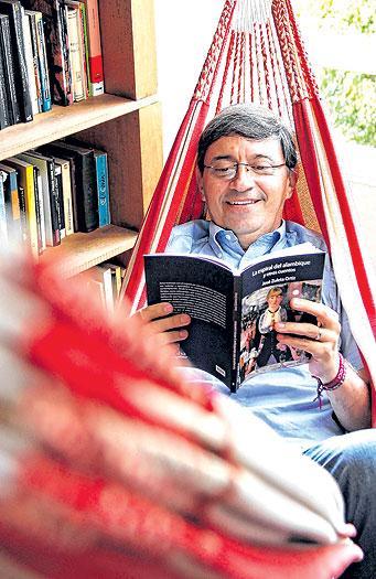 José Zuleta: el hombre que vive de echar el cuento