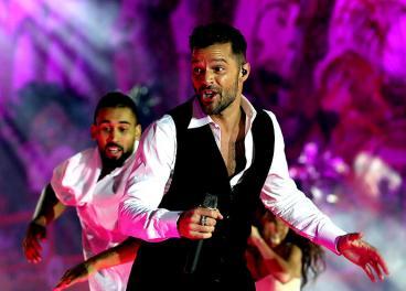 Ricky Martin y Jesse & Joy cantarán en la gala de los Grammy Latinos