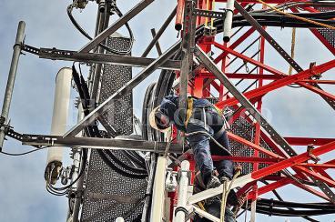 Ordenan desmonte de torre de comunicaciones tras tutela por salud de un niño