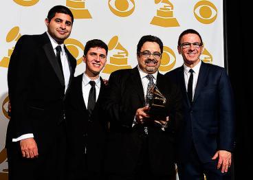 El swing del jazz en los Grammy