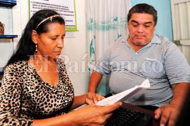 La historia de Doña Elsy, la ama de casa que se convirtió en abogada empírica