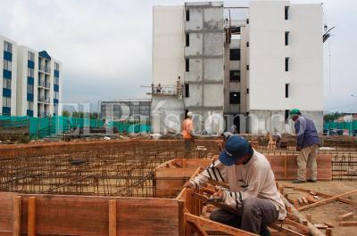 Construcción, el motor del crecimiento economico del Valle del Cauca