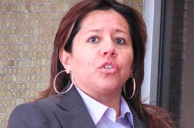 María del Pilar Hurtado se entregó en Panamá y ya fue trasladada a Colombia