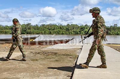 Secuestro del general Rubén Alzate le recordó a Colombia que existe el Chocó