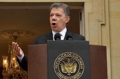 Santos reconoce que algunos golpes de las Farc han sido por errores militares