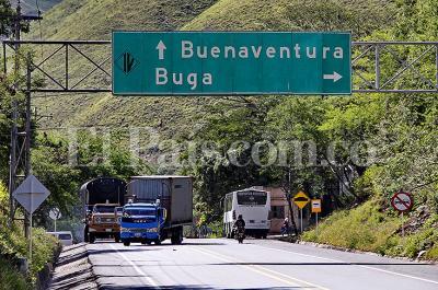 El Puerto de Buenaventura se prepara para el cierre de la doble calzada