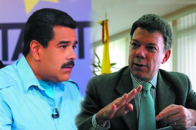 Crisis en frontera: Santos y Maduro llaman a sus embajadores a consultas