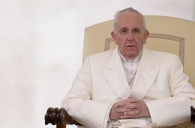 """""""Una Colombia en paz debe tener memoria, coraje y esperanza"""": Papa Francisco"""