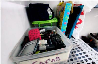 Video: ¿A dónde van a parar los objetos abandonados en el MÍO?