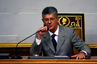 """Presidente del Parlamento asegura que el diálogo en Venezuela """"está muerto"""""""