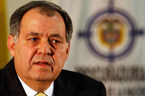Procurador dice que acuerdos no garantizan desmovilización completa de las Farc
