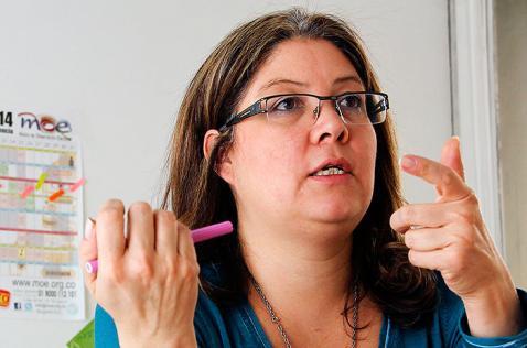 """""""Estructuras políticas 'paras' se mantienen"""": directora de la MOE"""