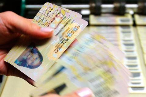 En el Valle hay más de 200 mil documentos de identidad por reclamar