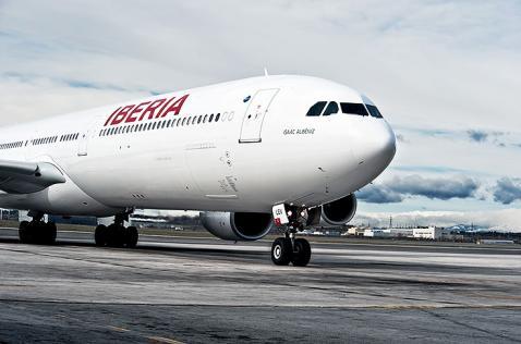 Iberia estrena esta noche vuelo directo entre Cali y  Madrid