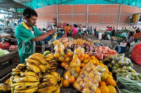 Minagricultura pide intervención de la SIC por precio de alimentos