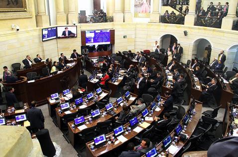 Congreso llama a sesiones extras para modificar la Ley de Orden Público