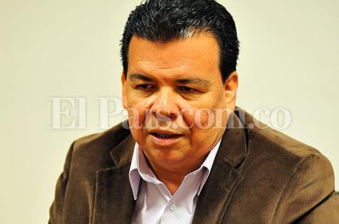 Roberto Ortiz es el candidato liberal a la Alcaldía de Cali