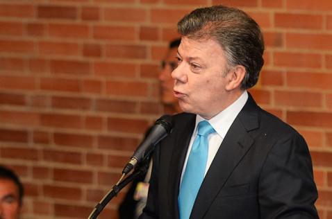 Santos pidió que dejen campaña de desinformación sobre el proceso de paz