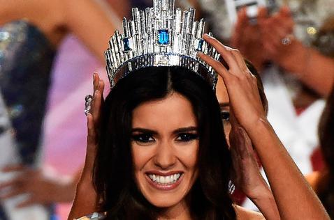 Paulina Vega rechaza declaraciones de Trump, pero no se va de Miss Universo