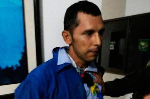 Policía recaptura a alias Desalmado en Curillo, Caquetá