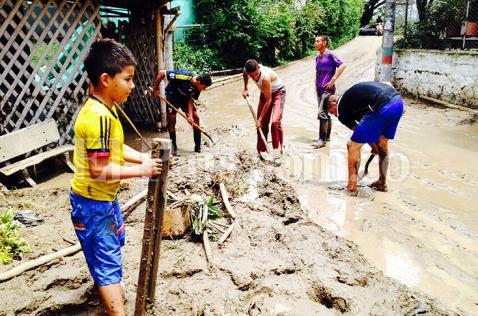 Fuertes lluvias en el Valle del Cauca dejan cerca de 500 familias afectadas