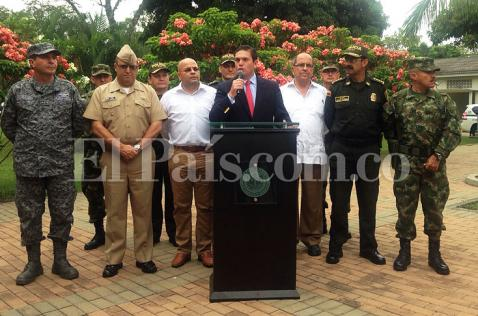 700 soldados reforzarán seguridad en el norte del Cauca, Valle y Nariño