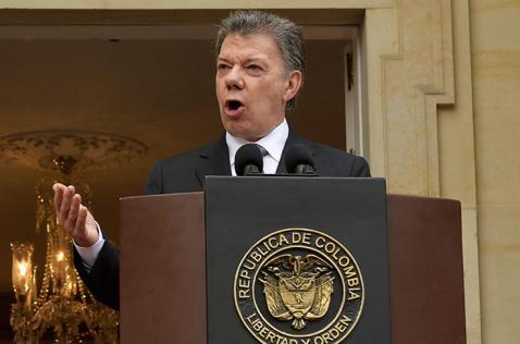 Hay que ponerle plazos al proceso de paz: presidente Santos