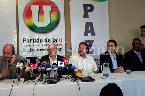Angelino Garzón recibió aval del Partido de la U para aspirar a la Alcaldía de Cali
