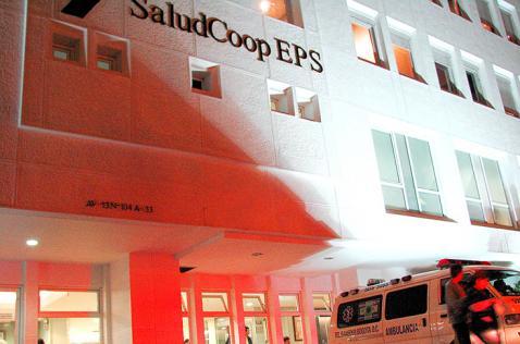 Gobierno confirmó liquidación de la EPS Saludcoop