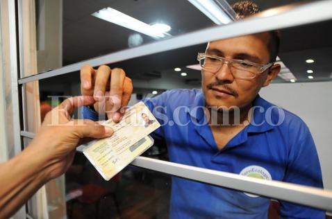 Desde enero se necesitará examen teórico para obtener la licencia de conducción