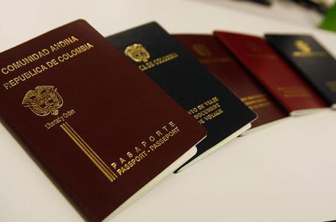 Desde el 1 de septiembre se expedirán pasaportes con chip