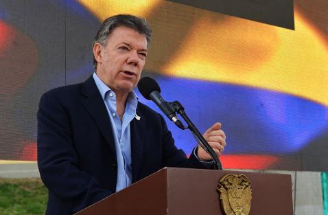 No vamos a enterrar más guerrilleros como NN: presidente Santos