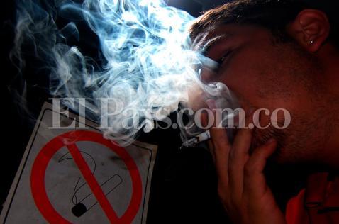 Cali busca más espacios libres de humo del cigarrillo