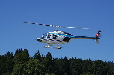 ¿Quién tenía el helicóptero robado en el Valle del Cauca?