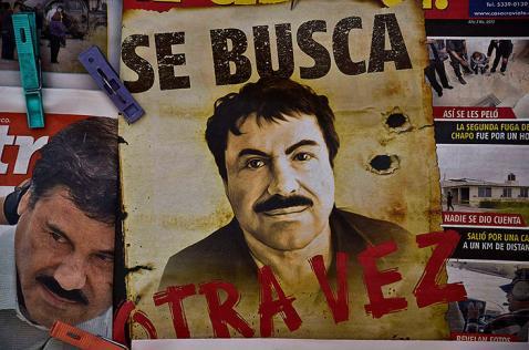 Suspenden orden de extradición a EE.UU. contra el 'Chapo' Guzmán