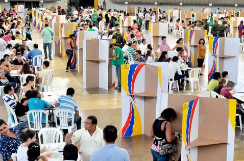 Denuncian presunto trasteo de votantes en La Victoria y Ansermanuevo
