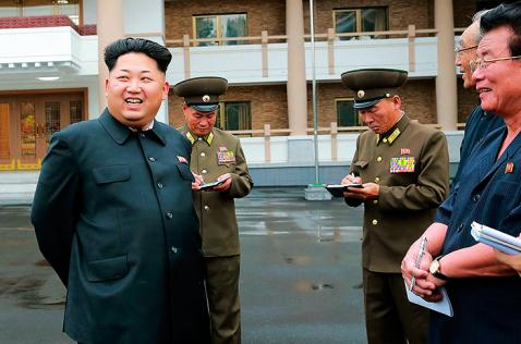 El cuestionado líder norcoreano Kim Jong-Un recibirá un premio de paz
