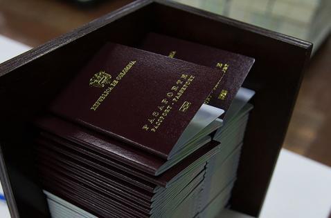 Este martes inicia la expedición de pasaportes electrónicos en Colombia