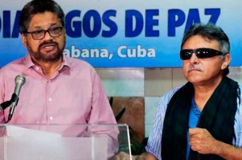 El plebiscito tiene alcances negativos para el acuerdo de paz: Farc