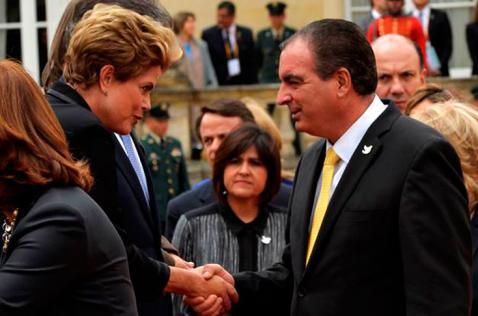 Colombia y Brasil firman alianza para la agricultura familiar