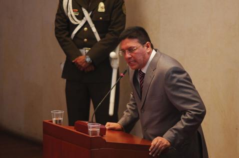 Quedó en libertad el exparamilitar alias Diego Vecino