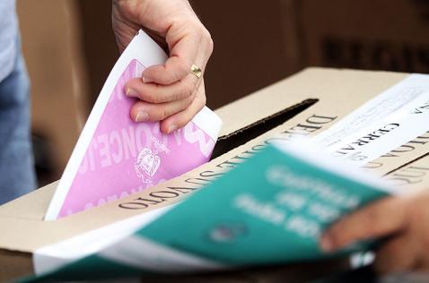 Cancillería se alista para logística de votación del plebiscito en el exterior
