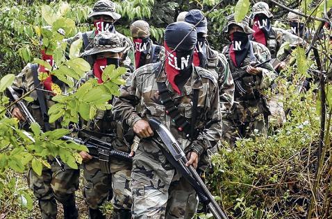 Twitter suspenden cuentas del ELN por anuncio de paro armado